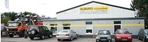 Alburg Recycling GmbH in Bevern